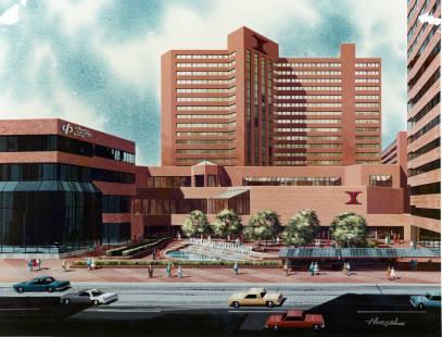 Albany Hilton Hotel